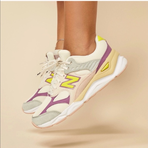 New Balance X-90 x Reformation Sneakers